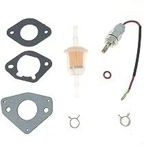 New Engines Repair Kit Fuel Shut Off Solenoid Valve for Kohler Replace OE 2475722-S 24 757 22-S 2475722 24 757 22 2404120 24 041 20 2404120-S 2475515 24 755 15