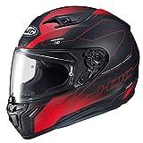 HJC Helmets Unisex's i10 Taze Power Sports Helmets, Mc1sf, S