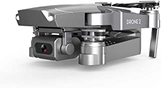 Cvery E68 Wifi FPV Dron 2.4GHz RC Dron con 720P/1080P/4K HD Cámara Gesto Control Cuadricóptero RC para Principiantes con Altitud Bodega RTF Uno Llave Returning Carga USB - 1 Batería 1080p
