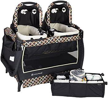 Baby Trend Twin Nursery Center (Circle Tech)