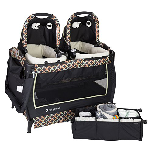 Product Image of the Baby Trend Twin Nursery Center, Circle Tech