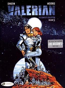 Valerian  The Complete Collection  Volume 1  Valerian & Laureline