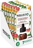 Airwick Botanica Ricariche per Diffusore di Oli Essenziali Elettrico, Fragranza Menta del Marocco e Pompelmo Rosa, Fragranza Naturale, Confezione da 7 Ricariche
