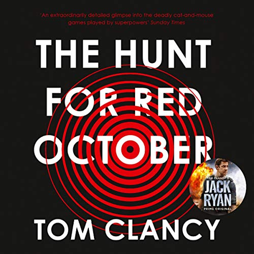 The Hunt for Red October  By  cover art