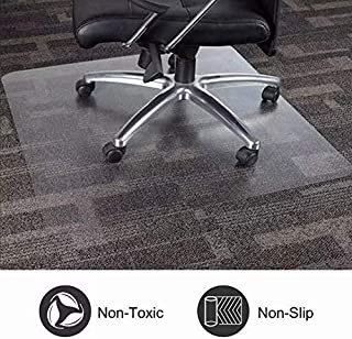 """Home Cal Office Chair Mat Desk Chair Mat 30""""x39"""" Hard Floor Protector Multiple Sizes Available for Office&Home 1/13(0.08) Inch Thickness"""