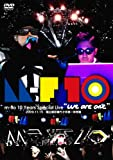 """m-flo 10 Years Special Live """"we are one""""[DVD]"""