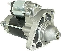 DB Electrical SND0549 Starter For Dodge 3.7 4.7 4.7L Dakota 06 07 08 09 10/3.7L Durango 06-09/3.7L 4.7L Ram Pickups 06-10/3.7L 4.7L 1500 Pickup (11 12) 04801256AA,4801256AB,4801256AC,428000-3050