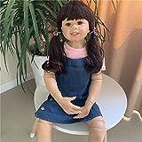 Zero Pam Large Toddler Reborn Doll Girl 39inch Full Body Hard Vinyl Life Like Baby Dolls Girl Curly Hair Can Stand