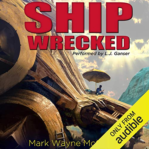 Couverture de Ship Wrecked: Stranded on an Alien World