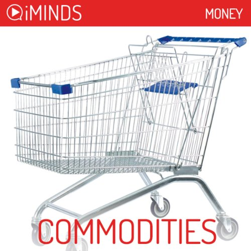 Commodities audiobook cover art
