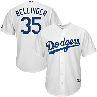 Majestic Youth 8-20 Cody Bellinger Los Angeles Dodgers Player Jersey
