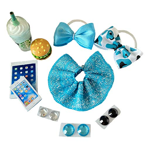 Pet Shop Accessories LPS 10 PC Lot Bow Skirt Clothes CAT NOT Included …