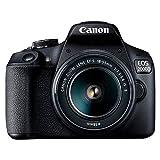 Canon EOS 2000D Spiegelreflexkamera mit dem Objektiv EF-S 18-55 is