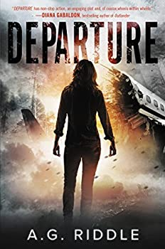 Departure by Riddle A G October 20 2015  Hardcover