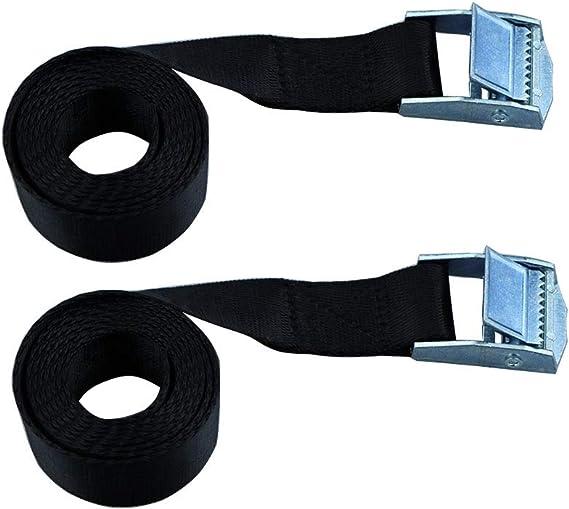 Tension Device Nylon Heavy Webbing Strap Binding Belt Freight Car Rope Tightening Furniture Transportation Polyester Goods