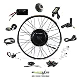EBIKELING 48V 1500W 700C Direct Drive Waterproof Electric Bike Kit -...