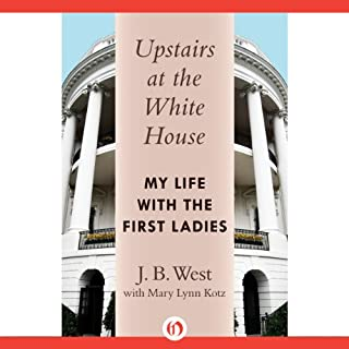 Upstairs at the White House cover art