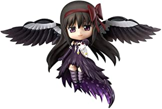 Duzhengzhou Puella Magi Madoka Magica Akemi Homura Nendoroid Action Figure About 4 Inches