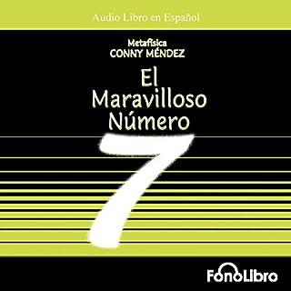 El Maravilloso Numero 7 [The Wonderful Number 7] audiobook cover art