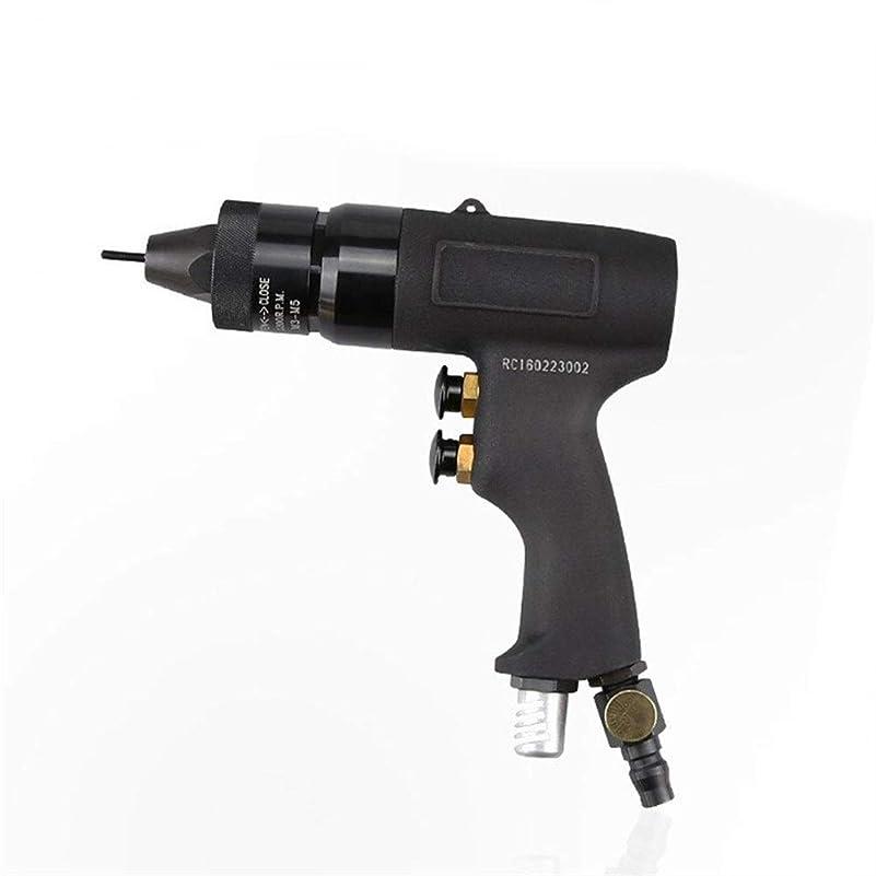 供給ピュー注入するエアー工具 空気式プルキャップガン、SN-861 M3-M5プルキャップ工業用グレードハンドツール用プルキャップガン