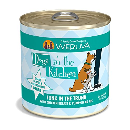 Price comparison product image Weruva Dogs in the Kitchen Grain-Free Natural Canned Wet Dog Food