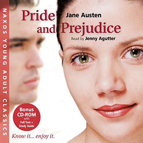Couverture de Pride and Prejudice