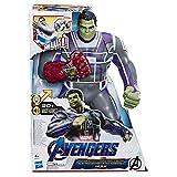 Avengers Marvel Figura de Marvel Endame Electronica – Hulk – 36 cm – Juguete...