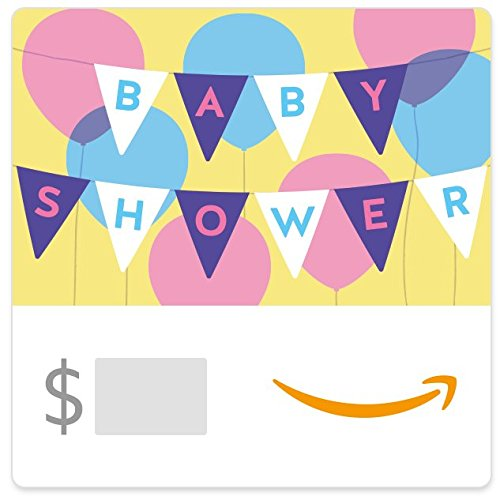 Amazon eGift Card - Baby Shower Banner