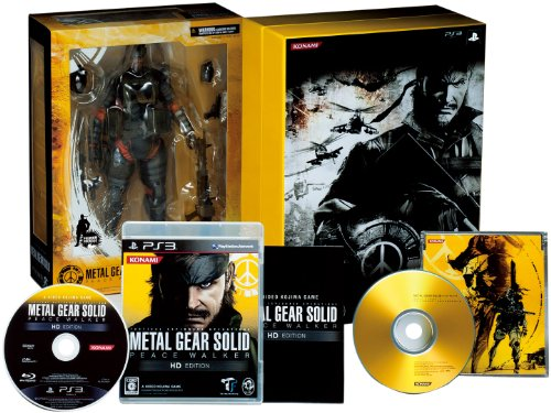Metal Gear Solid: Peace Walker HD Edition [Limited Edition] (japan import)