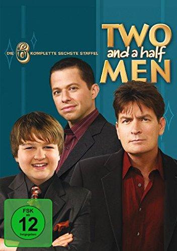 Two and a Half Men - Mein cooler Onkel Charlie - Staffel 6 [4 DVDs]