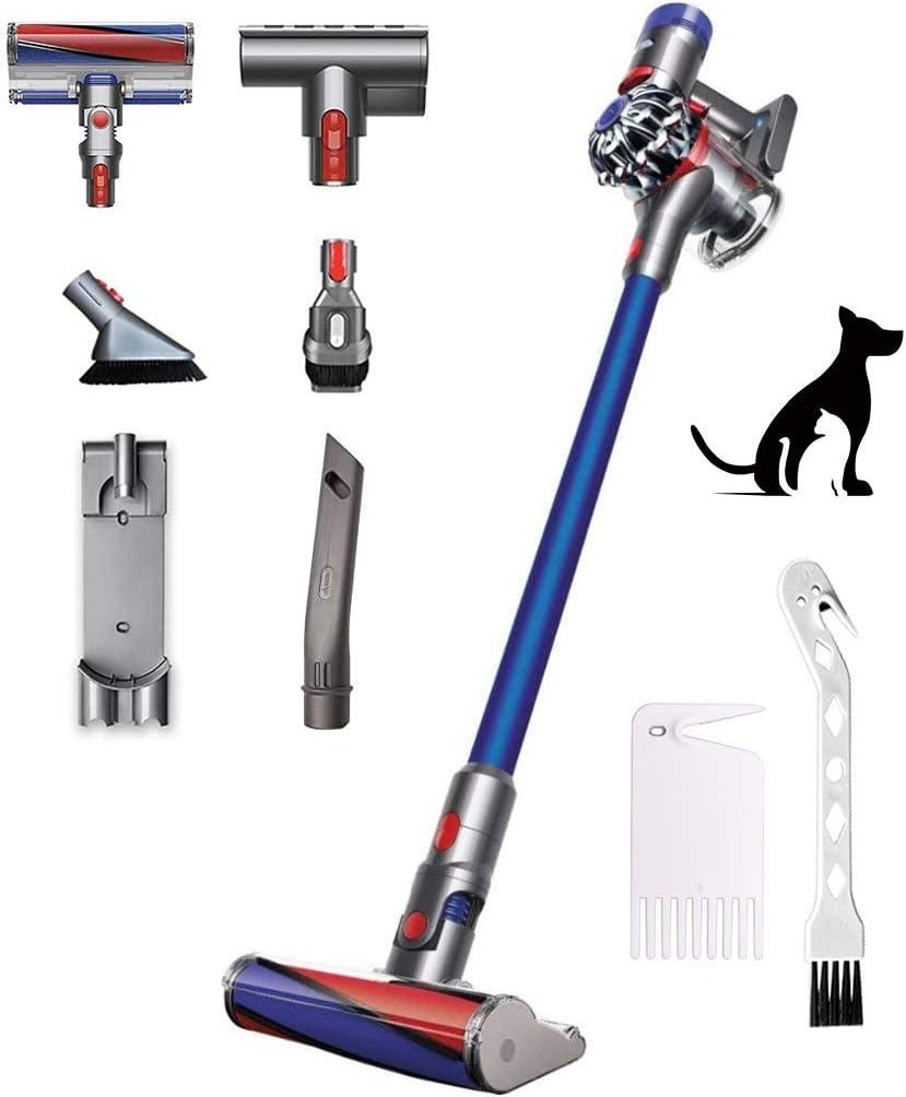 Fashion Dyson V7 Fluffy Award Cordless Stick Hardwood for Cleaner: Vacuum Clea