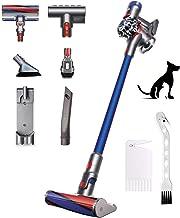 Dyson V7 Fluffy Cordless Stick Vacuum Cleaner: for Hardwood Cleaning, Ergonomic Handle, Bagless, Built-in Battery, Lightwe...