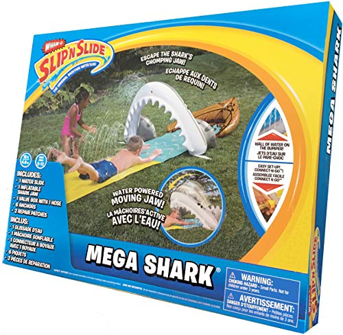 Slip N Slide 830111-03C Mega Shark Toy
