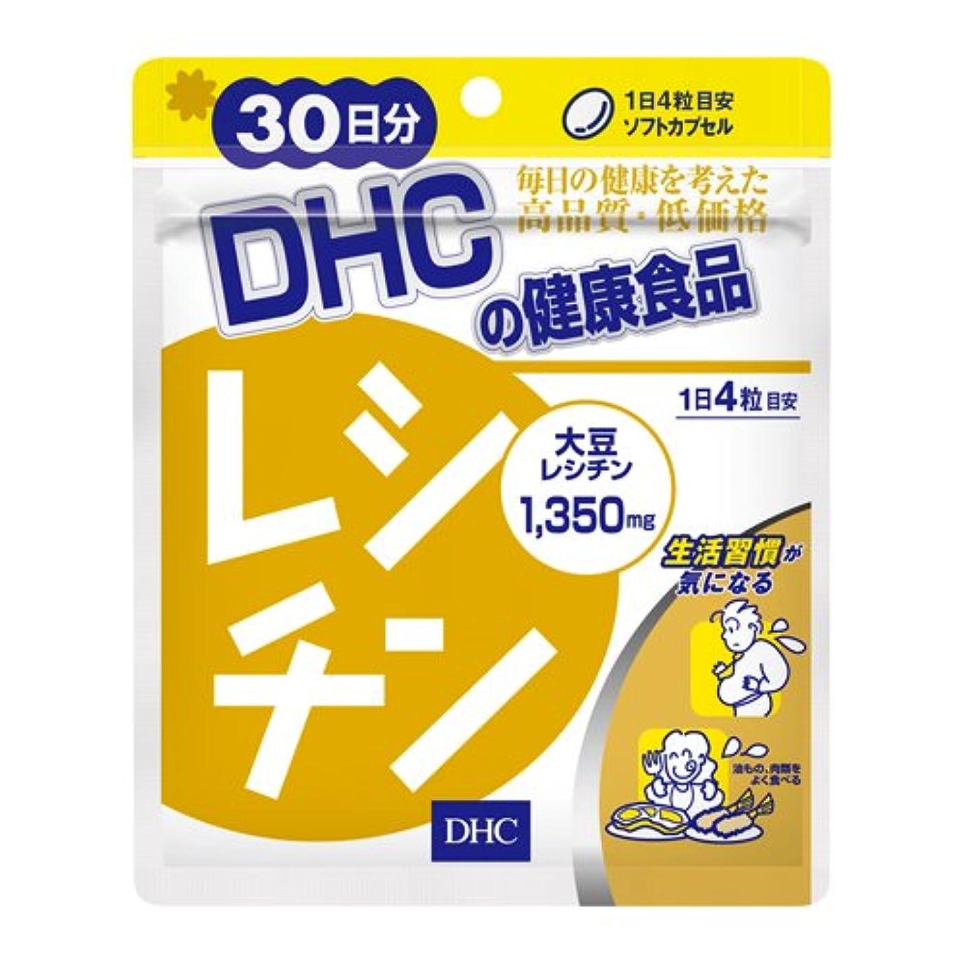 できた飢プラスチックDHC レシチン 30日分