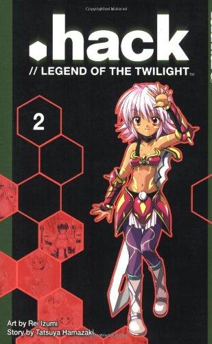 .hack//Legend of the Twilight Volume 2
