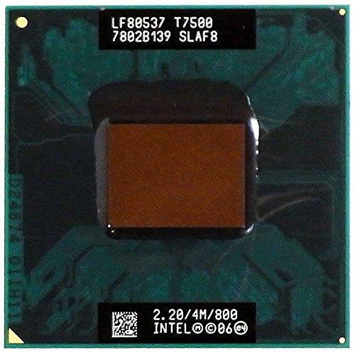 CPU / Prozessor Core 2 Duo Mobile 2,2GHz T7500 LF80537 7502B139 SLAF8 ID13403