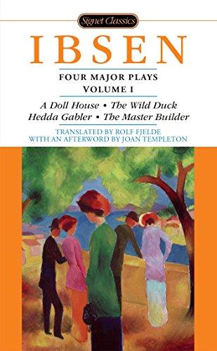 Four Major Plays, Volume I (Signet Classics)