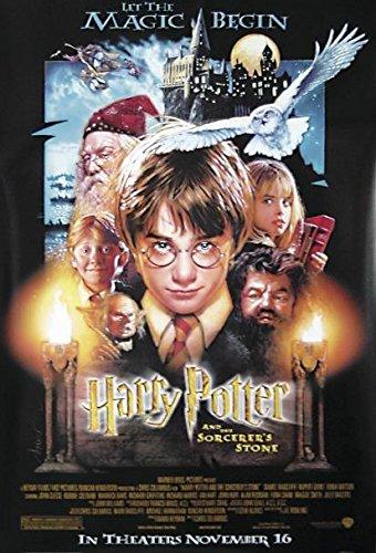 Harry Potter & der Stein der Weisen (68,5cm x 101,5cm)