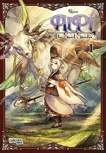 Alpi – The Soul Sender 1: Epischer Fantasy-Manga über verfluchte Fabelwesen