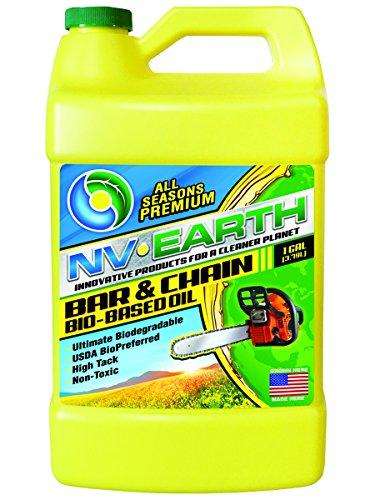 NV Earth Biodegradable Bar & Chain Oil