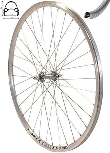 Exal Redondo 28 Zoll 622-18 Laufrad Vorderrad Felge Alu Rad Fahrrad 7 Fach