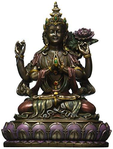 StealStreet Buddhistische Avalokiteshvara Kuan Yin Buddhismus Statue