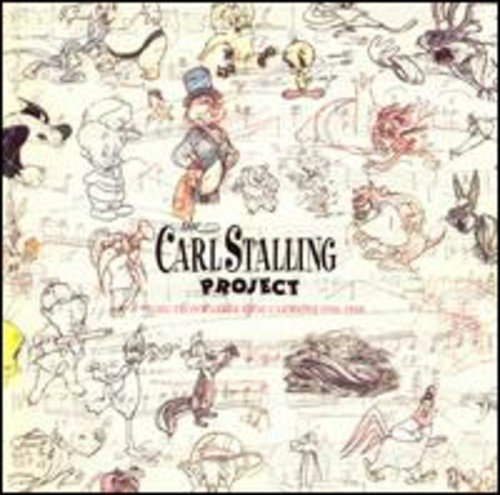 The Carl Stalling Project-Music From Warner Bros. Cartoons 1936-1958