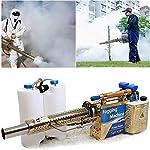 Portable Thermal Fogger Machine Disinfection Fogging Machine ULV Sprayer Spray Machine Nebulizer for Mosquito Pest 16L