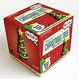 Lagoon - Kits de modelado de mesa de plastilina - Árboles de Navidad - Rojo, Amarillo y Verde