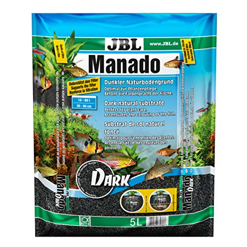 JBL Novopet Manado Dark 5 L, 1 Unidad