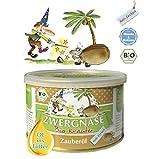 ZWERGNASE 'Zauberöl Anti-Zecke' - 280 ml - Kokosöl mit Bio-Kräutern - schützt Hunde u. Katzen...