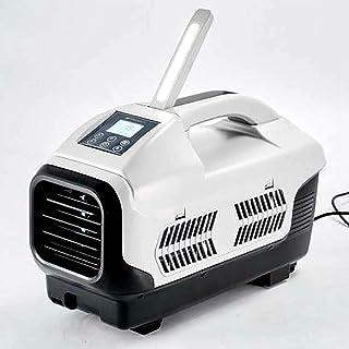 Aire Acondicionado Portátil, Integrado, 150w De Potencia, 24v, RV, Compacto, Fácil De Transportar, Conversión De Frecuencia, Bajo Consumo De Energía, Conector USB, Sin Instalación, Enfriamiento Rápido