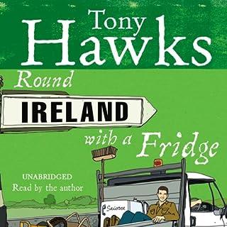 Round Ireland with a Fridge cover art