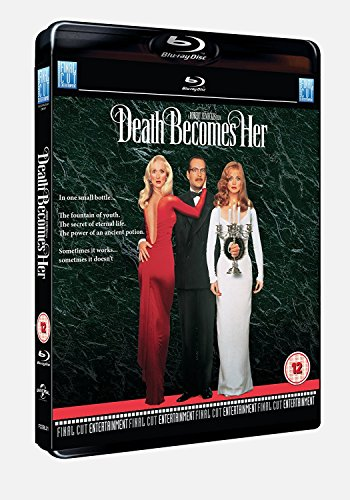 Death Becomes Her (Blu-Ray) [Reino Unido] [Blu-ray]